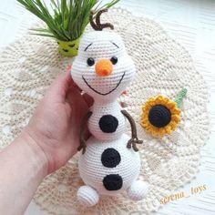 Amiguroom Toys   Free amigurumi patterns Crochet Olaf, Frozen Crochet, Crochet Snowman, Chat Crochet, Crochet Beanie, Disney Crochet Patterns, Crochet Animal Patterns, Crochet Patterns Amigurumi, Pdf Patterns