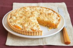 Come home to old-fashioned baking with this comforting apricot pie, made from scratch.