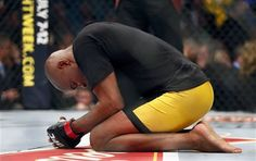 Anderson Silva 'disappointed' with treatment from UFC - Inquirer.net