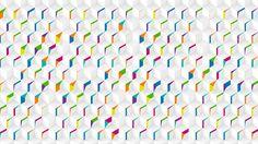 White cubes   DLC2015 on Behance