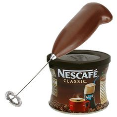 GREEK FRAPPE coffee - 50 gr NESCAFE Classic and Hand Mixer - Frother >>> More info could be found at the image url.