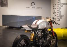 Sacha Lakic Design at Smets concept store   Design City Luxembourg 2016…