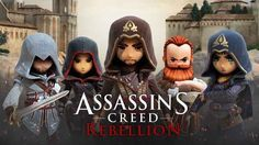 Assassin's Creed Rebellion APK MOD AC Rebellion APK finally appeared in the play store but wait you can not find it in the play store yet because its still in UNRELEASED version it means its … http://www.andropalace.org/assassins-creed-rebellion-apk-mod/