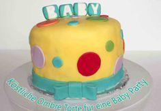 Baby Torte - MyPinkParty.de