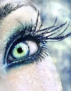 signo virgo en ojo