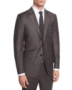 Trofeo® Plaid Two-Piece Suit Plaid Suit 9a3a3ee75ab