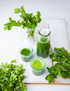 100 % Végétal: Green Smoothies, Superblender, Extracteur de Jus