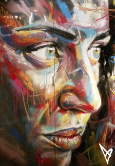 "David Walker ""Unknown"" New Signed Poster Available Now StreetArtNews"