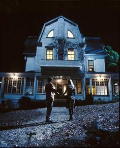 One of the most Haunted places to visit! I want to go to The Amityville House!