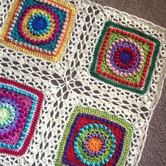 Celtic lace joining tutorial