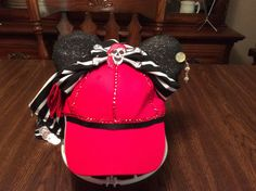 Mickey Pirate ears hat Disney Ears Hat, Mickey Mouse Ears Hat, Mouse Ears Headband, Ear Headbands, Ear Hats, Pirates, Fashion Backpack, Backpacks, Inspired