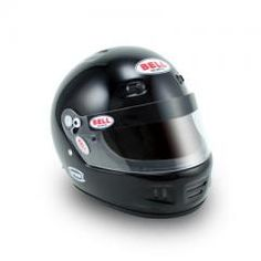 Bell Sport Auto Racing Helmet SA2010 in Black is a great entry model helmet for the beginner.  $279.95 (Also available in white.)