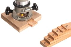 Router Depth Setter - Woodworking Shop - American Woodworker