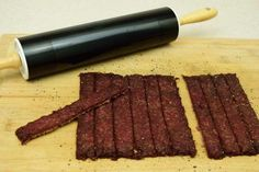 Midwest Ground Beef Jerky Finished