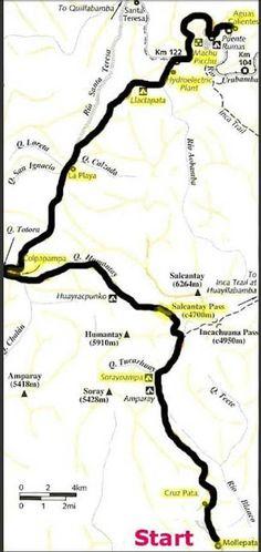 Salkantay Trek-an alternative to the Inca Trail