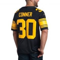 c0fb4e83a53 James Conner  30 Men s Nike Limited Color Rush Jersey