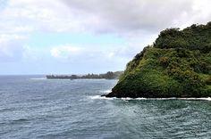 Hana Maui coastline