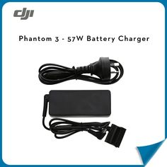 57.99$  Buy now - http://ali3jp.worldwells.pw/go.php?t=32703471346 - Original DJI Phantom 3 - 57W Battery Charger for Phantom 3 Aerial RC Helicopter FPV Camera Drone 57.99$