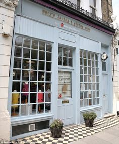 Dubbed Mary's Living & Giving, the shop where the sale will take place is a premium retail...