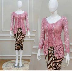 Kebaya Lace, Kebaya Hijab, Kebaya Dress, Batik Kebaya, Kebaya Muslim, Batik Dress, Model Rok Kebaya, Model Kebaya Modern, Kebaya Simple
