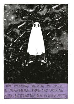 the sad ghost club.
