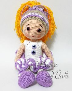 Eva Doll - Amigurumi Crochet   Craftsy