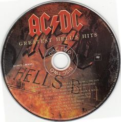 скачать музыку Ac Dc Greatest Hell S Hits 2cd 2009