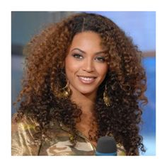 Hair Styles for Curly Hair ❤ liked on Polyvore