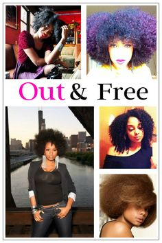 HAIR | Natural Black Hair Styles