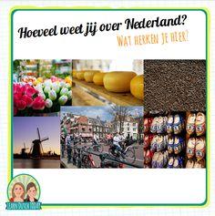 Hoeveel weet jij over Nederland?