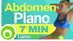 Ejercicios para Abdomen Plano - Rutina de Abdominales en 7 Minutos