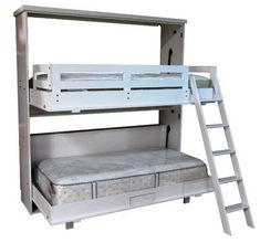 DIY Murphy Bunk Bed