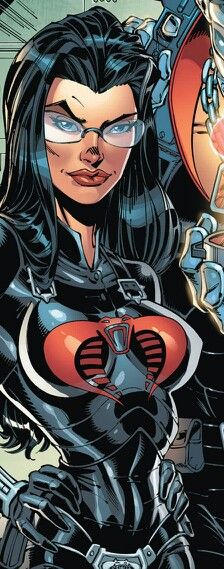 The Baroness - A Real Cobra Heroine