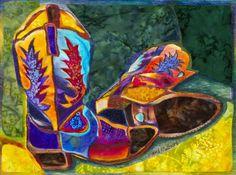 Dana Hulburt Art   Adventurous Ariats