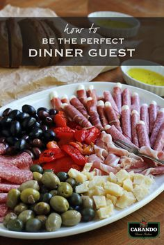 Be the perfect dinner guest at any and every gathering by bringing along a shareable appetizer that everyone will love. This gorgeous charcuterie platter may look extravagant, but it's easy to throw together with a quick trip to your local Kroger. The key to this impressive spread is to include plenty of Carando® Charcuterie Sticks and fill in the gaps with briny olives and crusty bread!