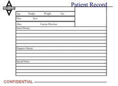 Arkham Asylum: Patient Record by Abbieeey on DeviantArt