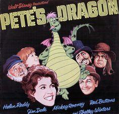 An Animation Dalmatian: A Look Back: 'Pete's Dragon' (1977)