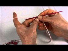 Crochet Jewelry: Basic Beaded Chain - YouTube