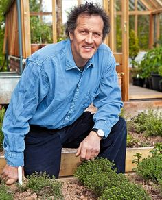 Planting rosemary, sage and thyme will lend your garden a Mediterranean air, says Monty Don - but you need to know what you're doing...