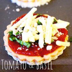Australia Day Menu: Gluten Free Mini Pizzas