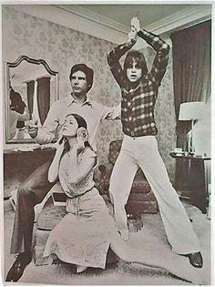 Carrie Fisher, Harrison Ford & Mark Hamill. #StarWars