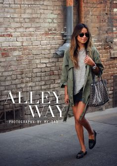Alley Way. | FashionLovers.biz