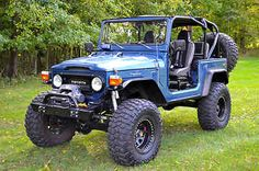 JC OFF ROAD https://www.facebook.com/LandCruiserWorld is a worldwide community dedicated to the most desirable vehicle in the world, the Toyota Land Cruiser. #toyota #landcruiser #fj40