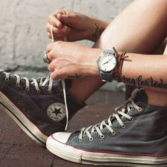 Laced Up. The Mellor tagged #nixon by Lindsay Perry