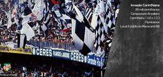 05/12/1976 - Invasão Corinthiana. Calcula-se que 80 mil corinthianis viajaram até o Rio de Janeiro pra assistir o Jogo entre Corinthianis e Fluminense que terminou com empate de 1x1