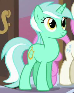 Lyra Heartstrings - My Little Pony Friendship is Magic Wiki My Little Pony Games, All My Little Pony, My Little Pony Friendship, Lyra Heartstrings, Mlp Unicorn, Butterfly Black And White, Vinyl Scratch, Best Cartoons Ever, Little Poney