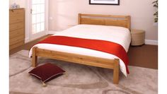 Lizy Pine Bed