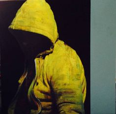 La capuche jaune, Francois Bard