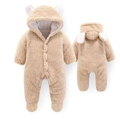 Newborn Baby Winter Hoodie Clothes Polyester Infant Baby Girls Pink Climbing New Spring Outwear Rompers Boy Jumpsuit Baby Boy Jumpsuit, Baby Overalls, Baby Girl Romper, Romper Suit, Baby Outfits Newborn, Baby Boy Newborn, Baby Boy Outfits, Baby Girls