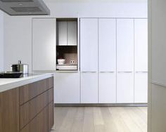 50 HA 120 DS 128 - bulthaup design pocket doors